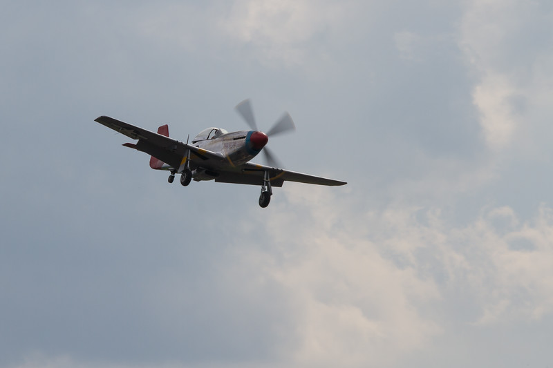 """1944 - North American P-51D Mustang """"Tall-in-the-Saddle"""""""