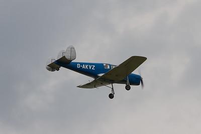 Miles M.38 Messenger