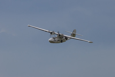 1943 - Consolidated PBY-5A Catalina Plane Sailing