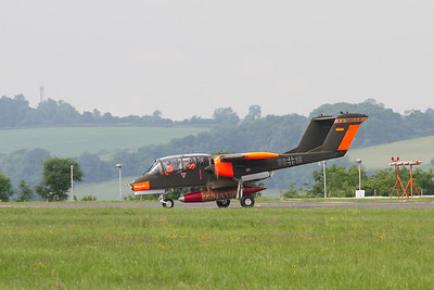 North American Aviation Rockwell OV-10 Bronco