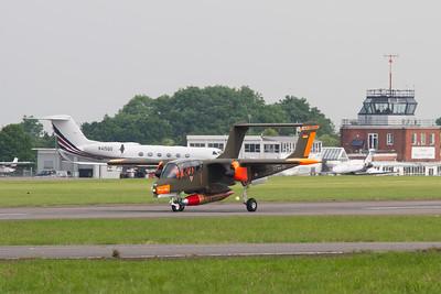 North American Aviation Rockwell OV-10 Bronco