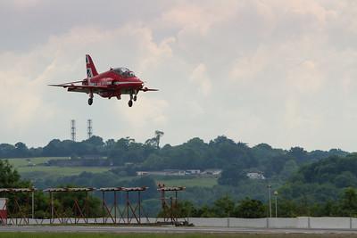 The Red Arrows - BAe Hawk T1/T1As (Royal Air Force Aerobatic Team)