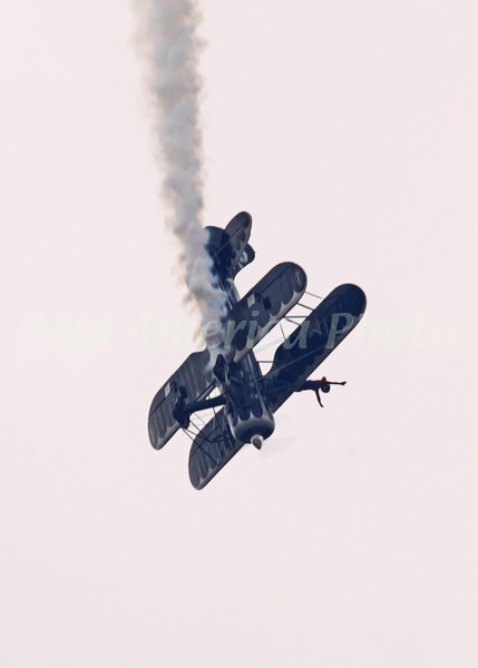 Burlington Air Show 2010 / Fly Iowa 100