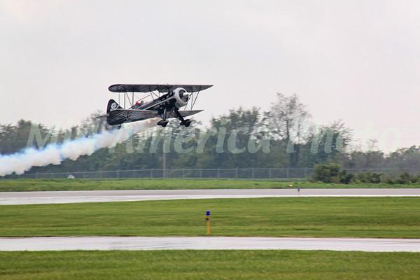 Burlington Air Show 2010 / Fly Iowa 100