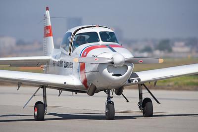 Camarillo Air Show 2010. 1947 North American NAVION AC/N NAV4-196.