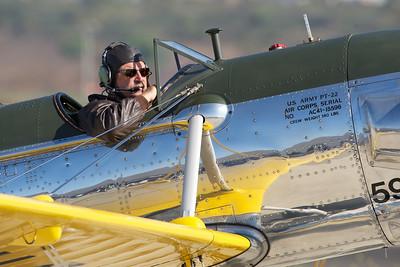 Camarillo Air Show 2010. Ryan PT-22.
