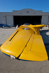 Camarillo Air Show 2010. Northrop N-9M Flying Wing.