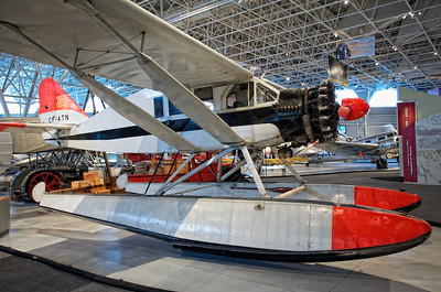 Canada Aviation Museum - A magnificent Bellanca CH-300 Pacemaker.