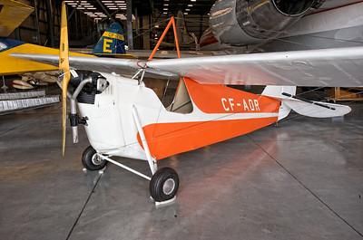 Canada Aviation Museum - Aeronca C-2.