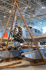 Canada Aviation Museum - Junkers W 34f/fi. Bush aviation of the 20s.