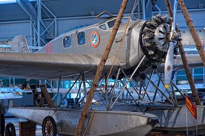 Canada Aviation Museum - Junkers W 34f/fi.