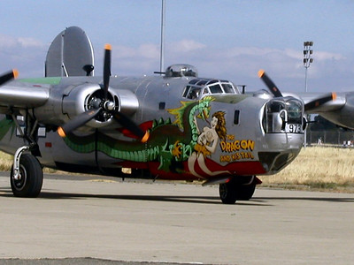 Collings Foundation Bomber Tours
