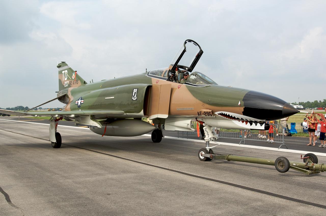 Dayton Air Show 2007, Mc Donnell Douglas F-4 Phantom II