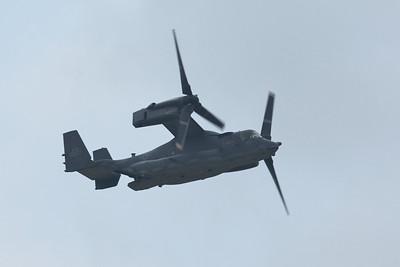 Dayton Air Show 2007, Boeing V-22 Osprey