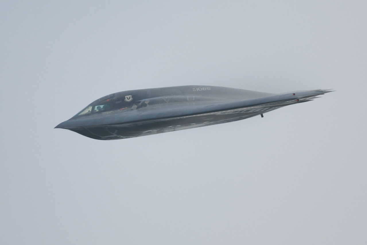 Dayton Air Show 2007, Northrop B-2 'Spirit'