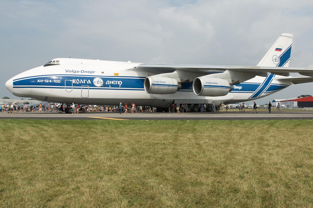 Dayton Air Show 2007, Antonov 124-100