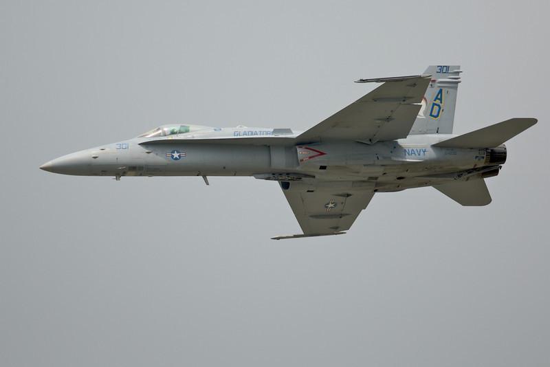 Dayton Air Show 2007, Boeing F/A-18 Hornet