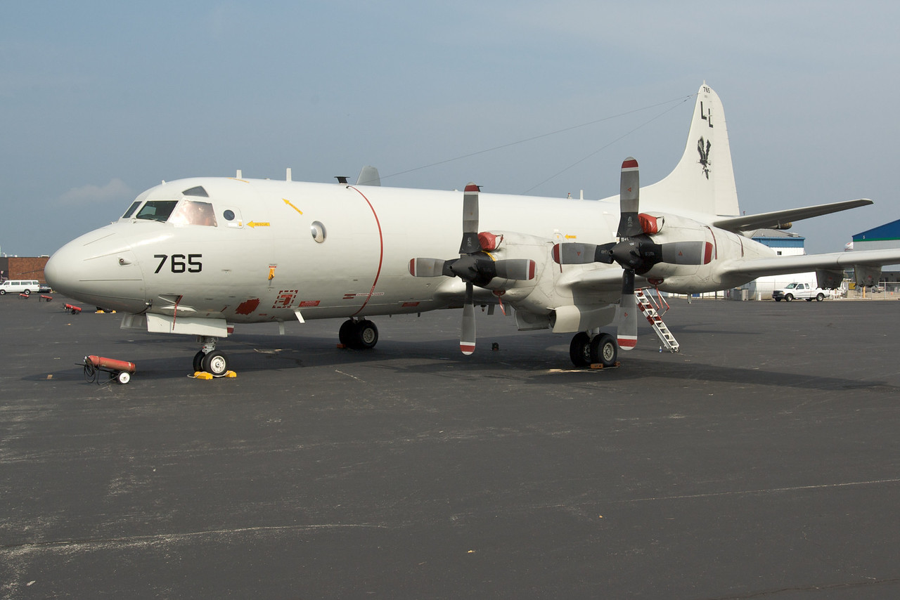 Dayton Air Show 2007, Lockheed P-3 Orion