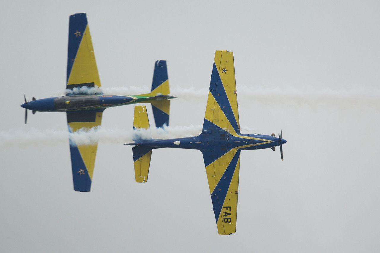 Dayton Air Show 2007, Brasil 'Smoke Squadron'