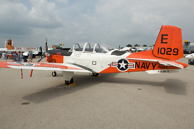 Dayton Air Show 2007, Beech T-34C Turbo Mentor