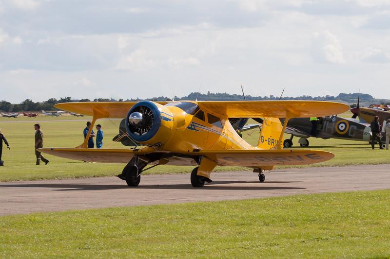 Beech D17S Staggerwing
