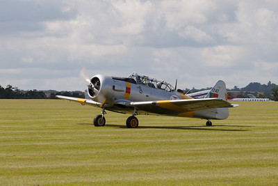 North American T-6 Harvard IV