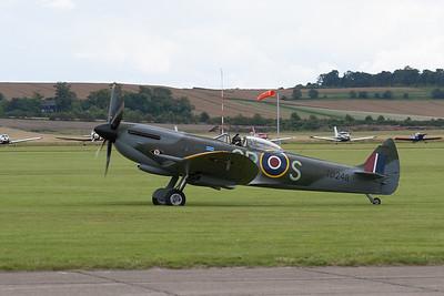 Supermarine Spitfire LF Mk XVIe