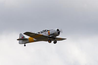 North American T-6 Harvard IV