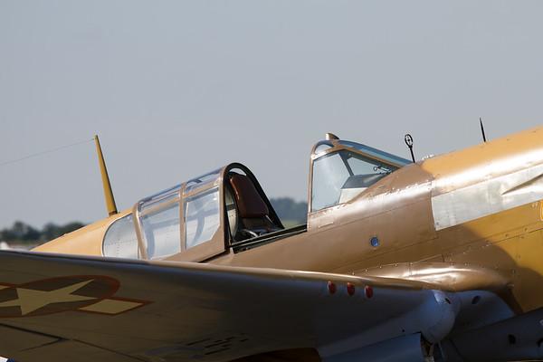 1941 Curtiss P-40F Warhawk