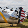 1939 - Curtiss P-36C and 1941 - Curtiss P.40C