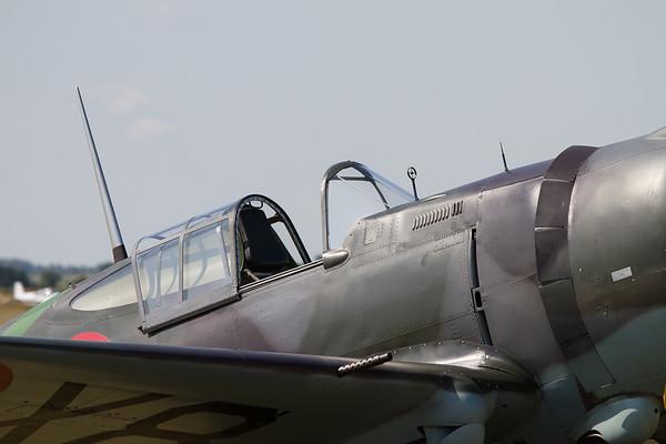 1939 Curtiss-Wright Hawk H-75A