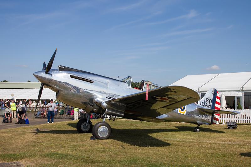 1941 - Curtiss P.40C