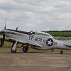 1950 - North American TF-51 Mustang