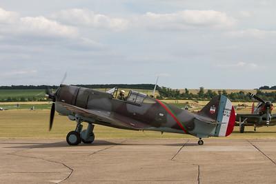 1939 - Curtiss Hawk 75