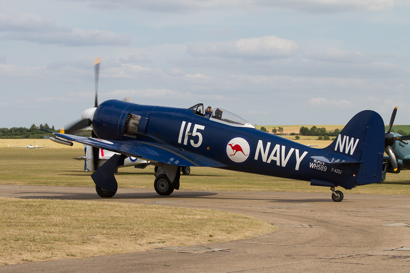 1949 - Hawker Sea Fury Mk 11
