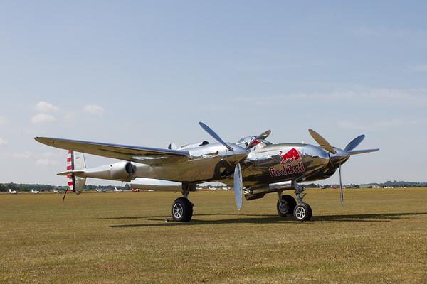 1944 - Lockheed P.38 Lightning