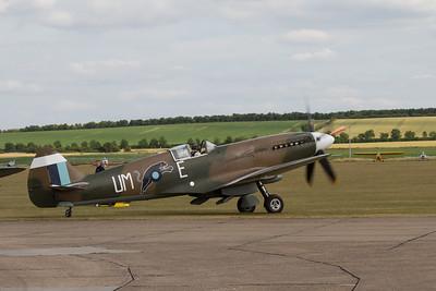 1945 - Supermarine Spitfire PR Mk XIX