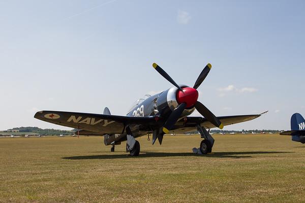 1948 - Hawker Fury FB.11
