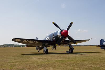 1948 - Hawker Sea Fury Mk 11