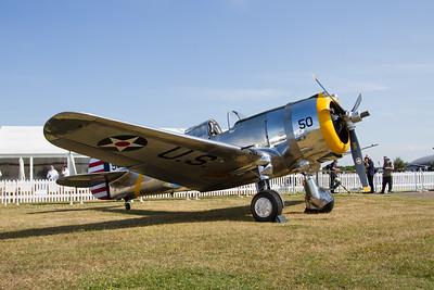 1939 Curtiss P-36C