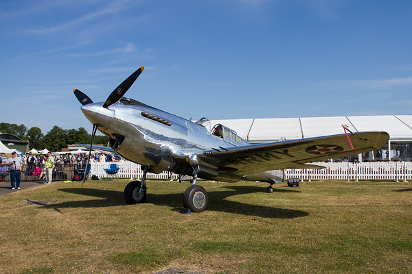 1941 Curtiss P-40C