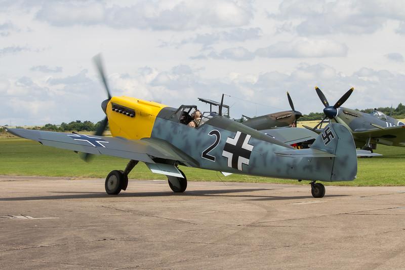 """1959 - Messerschmitt Bf109 """"Buchon"""""""