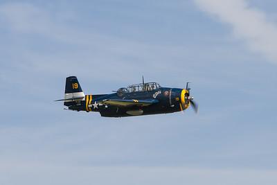 1945 - Grumman TBM Avenger