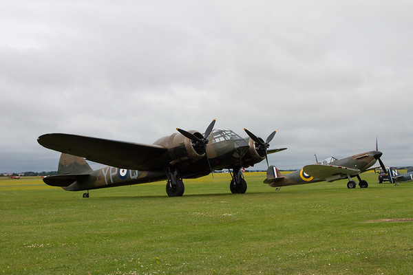 1934 - Bristol Blenheim Mk.I