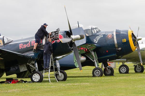 1945 - Chance Vought F4U-4 'Corsair'