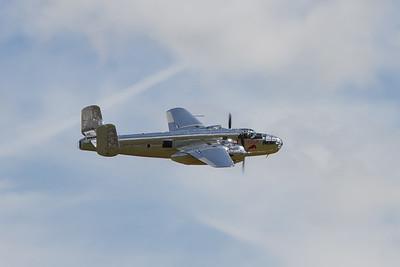 1945 - North American B-25J Mitchell