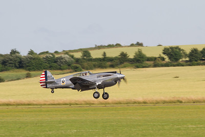 1941 - Curtiss-Wright P.40C