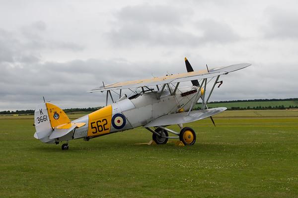 1932 - Hawker Nimrod MkI