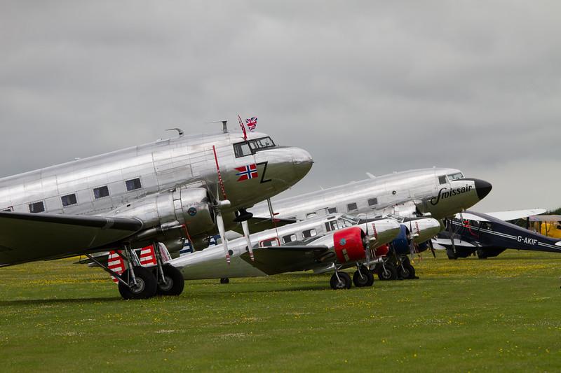 1945 - Douglas DC-3