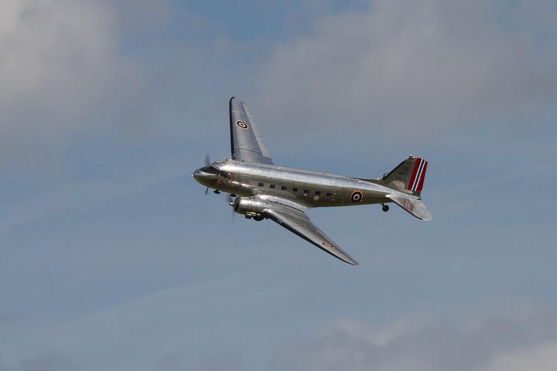 1942 - Douglas C-53D-DO Dakota